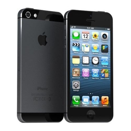 Verizon Apple iPhone iPhone 5 4G LTE SmartPhone on IOS 6 W/32 GB Hard Drive - Black w/ iPhone Service Upgrade 2 Year