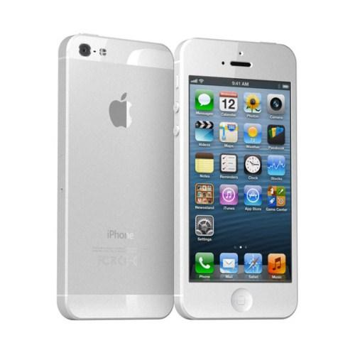Verizon Apple iPhone iPhone 5 4G LTE SmartPhone on IOS 6 W/64 GB Hard Drive - White w/ iPhone Service Upgrade 2 Year