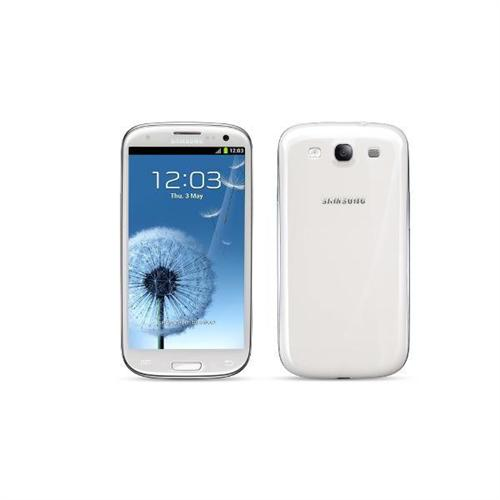 Verizon Samsung Phones Galaxy S III White 16 GB w/ Network Device Service Upgrade 2 Year