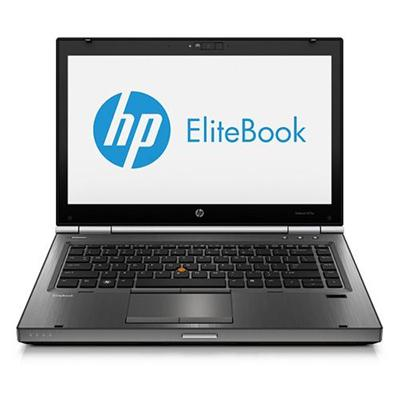HP Smart Buy EliteBook 8470w Intel Core i7-3630QM Quad-Core 2.40GHz Mobile Workstation - 8GB RAM, 500GB HDD, 14
