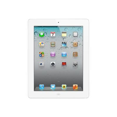 Apple iPad 2 with Wi-Fi 16GB - White (MC989LL/A)