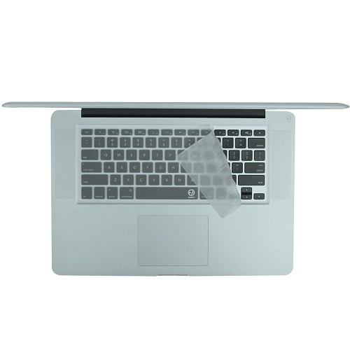 "Ezquest Invisible Ice Keyboard Cover For Apple MacBook, MacBook Air 13"", & MacBook Pro"