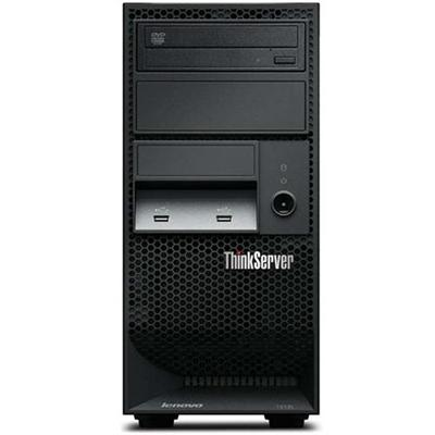 Lenovo TopSeller ThinkServer TS130 1105 Intel Xeon Quad-Core E3-1245V2 3.40GHz Tower Form Factor Server - 8GB RAM, no HDD, DVD-ROM, Gigabit ...