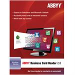 BUSINESS CARD READER 2.0 FOR WIN ESD