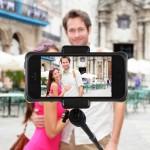 Monopod Selfie Stick for iPhone, Smartphones & GoPro
