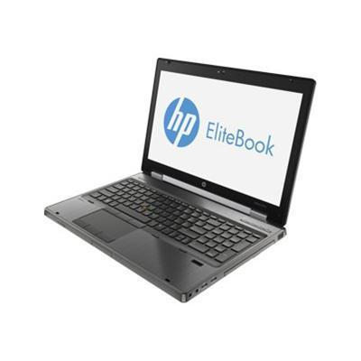 HP Smart Buy EliteBook 8570w Intel Core i7-3630QM 2.40GHz Mobile Workstation - 8GB RAM, 750GB HDD, 15.6
