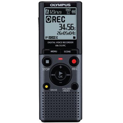 Digital Audio Recorder with 2GB of Internal Memory - Refurbished