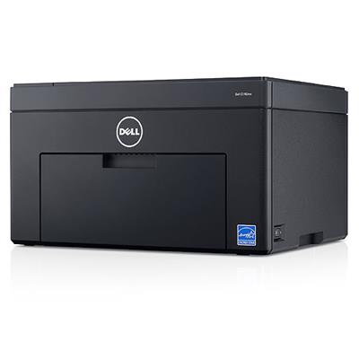 Dell C1760nw Color Laser Printer with built-in Ethernet and WiFi (CGFYN)
