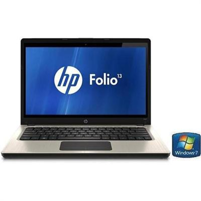 HP Folio 13-1035nr-1035nr Intel Core i5-2467M 1.60GHz Notebook PC - 4GB RAM, 128GB SSD, 13.3