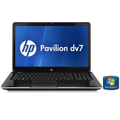 HP HP Pavilion dv7-7126nr Intel Core i5-2450M Dual-Core 2.50GHz Entertainment Notebook PC - 6GB RAM, 640GB HDD, 17.3