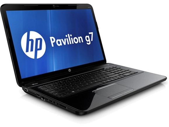 HP Pavilion g7-2221nr Notebook PC