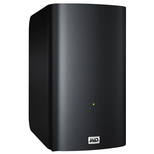 WD My Book Live Duo 8TB Personal Cloud Storage NAS Share Files and Photos