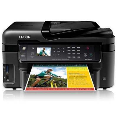 EpsonWorkForce WF-3520 All-in-One Printer(C11CC33201)