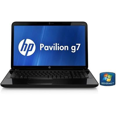 HP Pavilion g7-2240us Intel Core i3-2370M 2.40GHz Notebook PC - 6GB RAM, 750GB HDD, 17.3