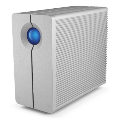 LaCie 6TB 2big Thunderbolt Series External Hard Drive (9000360)
