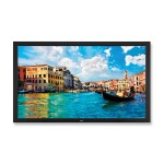 "65"" High-Performance LED Backlit Commercial-Grade Display with Integrated Speakers"