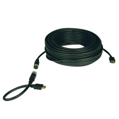 TrippLite 25ft Easy Pull High Speed HDMI Digital Video Cable HDMI M/M 25' (P568-025-EZ)