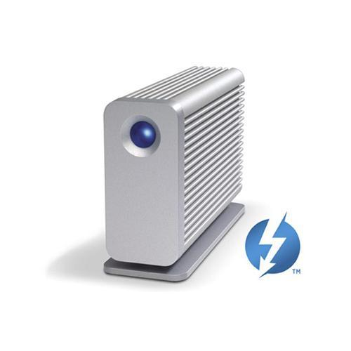 LaCie 2TB Little Big Disk - Thunderbolt