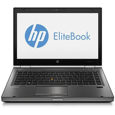 HP Smart Buy EliteBook 8470w Intel Core i7-3630QM Quad-Core 2.40GHz Mobile Workstation - 8GB RAM, 128GB SSD, 14