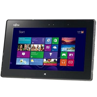 Fujitsu STYLISTIC Q572 AMD Dual-Core Z-60 APU 1GHz Tablet PC - 4GB RAM, 64GB HDD, 10.1