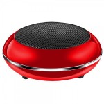 Satechi iTour-POP Ultra Portable Rechargeable Speaker - Red B005DI0ZQS