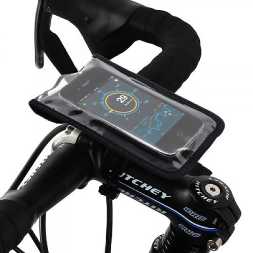 Satechi Bikemate Slim Case 3 for iPhone 5, 4S, 4, 3GS, 3G, BlackBerry Torch, HTC EVO, HTC Inspire 4G, HTC Sensation, Droid X, Droid Incredible, Droid 2, Droid 3, Samsung EPIC, Galaxy S II, Galaxy S III