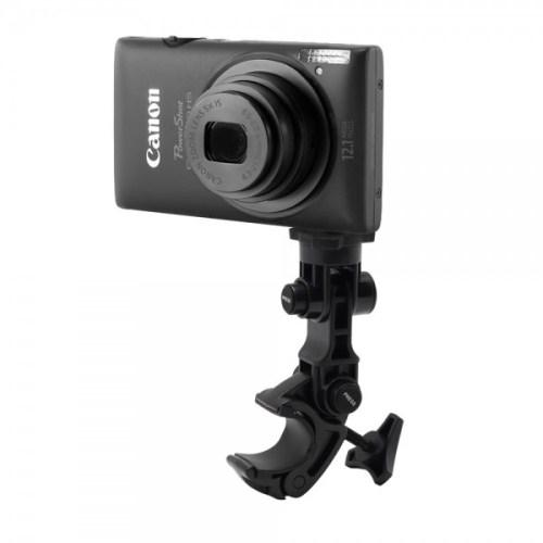 Satechi Camera Bike Mount for Sony Cyber-shot, DSC-RX100, Panasonic Lumix, Nikon COOLPIX, Canon PowerShot, Olympus Stylus Tough, TG-1iHS, Fujifilm FinePix, & Kodak EasyShare