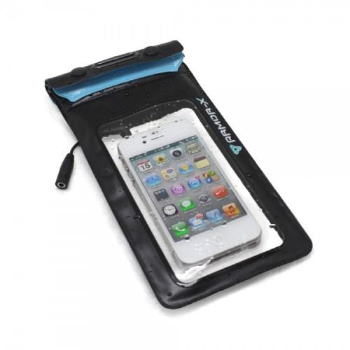 Satechi Armor-X Waterproof Case for iPhone 4S, 4, 3GS, 3G, BlackBerry Torch, HTC EVO, DROID, Samsung EPIC, Galaxy Galaxy S II, S III, Galaxy Note.