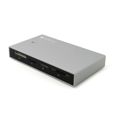Satechi MULTIFUNCTION USB 3.0 CARD READER FOR SD, XD, MS, TF, M2, AND CF FORMATS (B00AOCJKHI)
