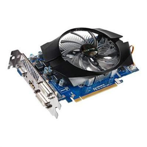 Gigabyte GV-R775OC-2GI graphics card - Radeon HD 7750 - 2 GB