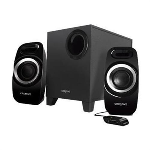 Creative Labs Inspire T3300 - speaker system - for PC