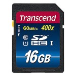 Premium - Flash memory card - 16 GB - UHS Class 1 / Class10 - 400x - SDHC UHS-I