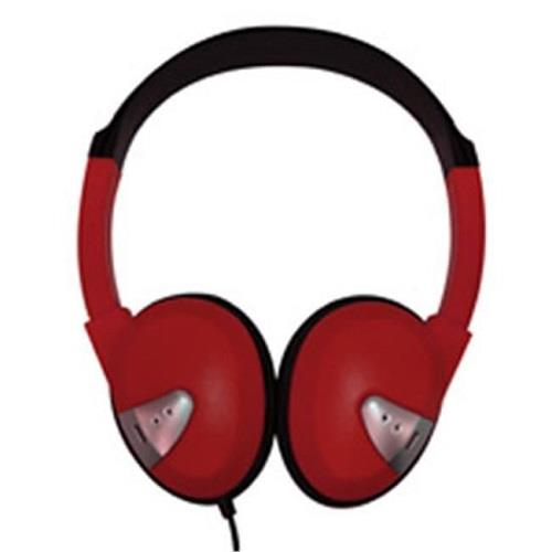 Avid Education FV-060 Stereo Headphone - Red