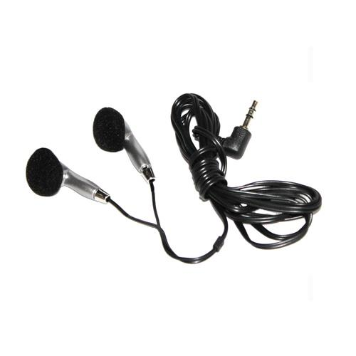 Avid SILVER EARBUD WITH FOAM EARPADS. EACH E