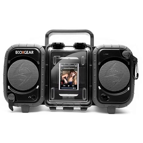 Grace Digital Audio ECOXGEAR GDI-AQ2S161 ECO TERRA (BLACK)