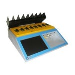 ICS Image MASSter 4000PRO IT - Hard drive / USB drive duplicator ( IDE / SATA-300 / SAS / USB )