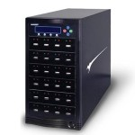 USB Duplicator 1 to 23 Target - USB drive duplicator - 23 bays ( USB 2.0 ) HDD