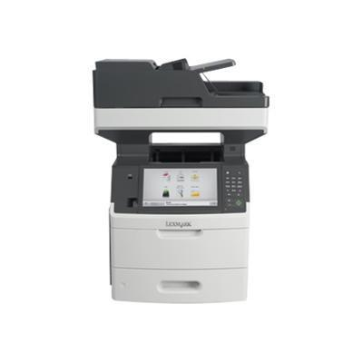 Lexmark MX711dhe - multifunction printer ( B/W ) (24TT348)