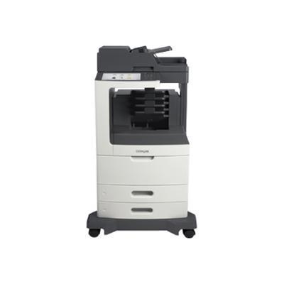 Lexmark MX810dme - multifunction printer ( B/W ) (24TT210)