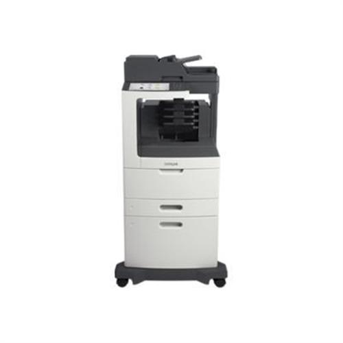 Lexmark MX810dxme - multifunction printer ( B/W )