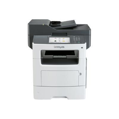 Lexmark MX611dhe - multifunction printer ( B/W ) (35ST021)