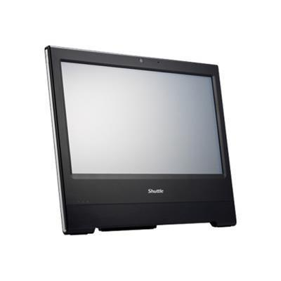 Shuttle X50V3L - Atom D2550 1.86 GHz - Monitor : LED 15.6