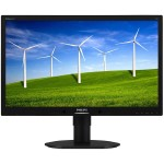 "Philips 22"" LED Backlit LCD Monitor 220B4LPCB"