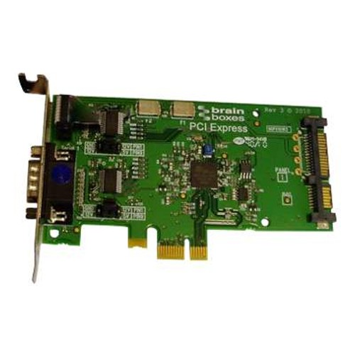 Brain Boxes LP PCIE 1XRS232