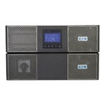 "9PX 9PX5KP1 - UPS - AC 200/208/220/230/240 V - 4.5 kW - 5000 VA - Ethernet 10/100, RS-232, USB - PFC - 6U - 19"" - black, silver - with 6 kVA Power Pass Distribution Module"
