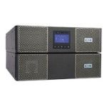 "9PX 9PX5KTF5 - UPS - AC 200/208/220/230/240 V - 4.5 kW - 5000 VA - Ethernet 10/100, RS-232, USB - PFC - 6U - 19"" - black, silver - with 5 kVA Transformer"