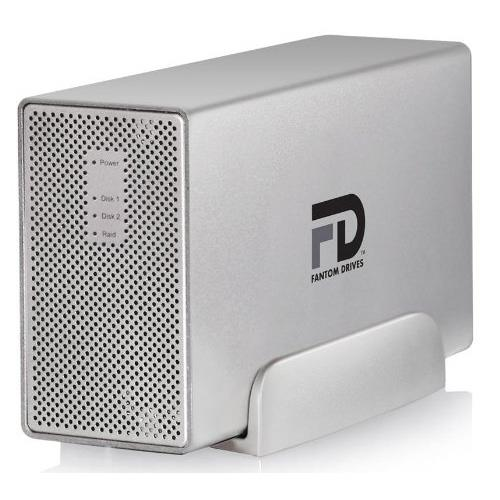 Fantom Drives 8TB FANTOM GFORCE3 MEGADISK USB