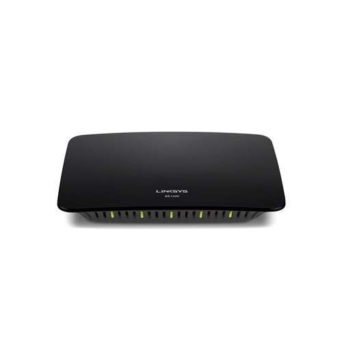 Linksys SE1500 - switch - 5 ports - unmanaged - desktop