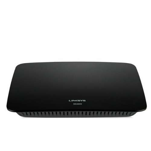 Linksys SE2800 - switch - 8 ports - unmanaged - desktop