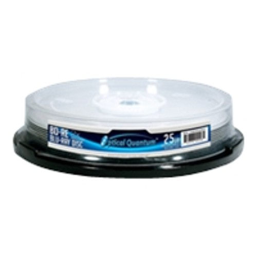 VinpowerDigital Optical Quantum Silver Top - BD-RE x 10 - 25 GB